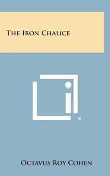 Hardcover The Iron Chalice Book