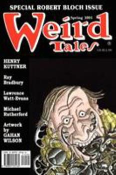Weird Tales 300 Spring 1991 0809532166 Book Cover