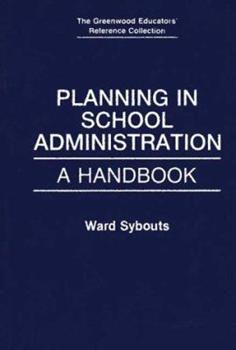 Hardcover Planning in School Administration: A Handbook Book