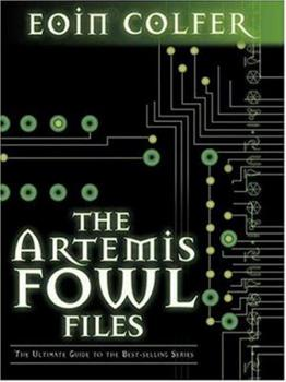 The Artemis Fowl Files 078683675X Book Cover