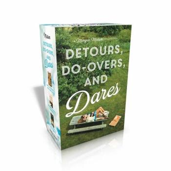 Detours, Do-Overs, and Dares - A Morgan Matson Collection: Amy & Roger's Epic Detour; Second Chance Summer; Since You've Been Gone 1481479229 Book Cover