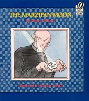 The marzipan moon 0152529632 Book Cover