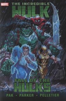 Incredible Hulk, Volume 2: Fall of the Hulks - Book #2 of the Incredible Hulk 2009 Collected Editions