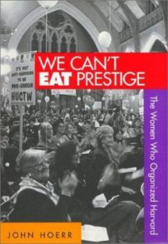 Hardcover We Cant Eat Prestige Book