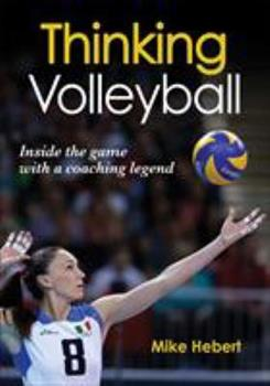 Thinking Volleyball 1450442625 Book Cover
