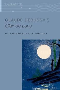 Paperback Claude Debussy's Clair de Lune Book