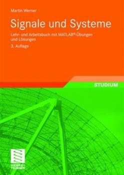 Signale Und Systeme 3834802336 Book Cover