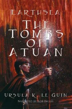 Audio CD The Tombs of Atuan Book