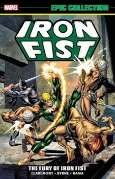 Iron Fist Epic Collection: The Fury of Iron Fist - Book  of the Marvel Team-Up 1972