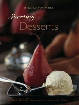 Savoring Desserts (Savoring ...) 0848731255 Book Cover
