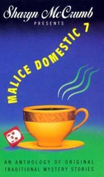 Sharyn McCrumb Presents Malice Domestic 0380794063 Book Cover