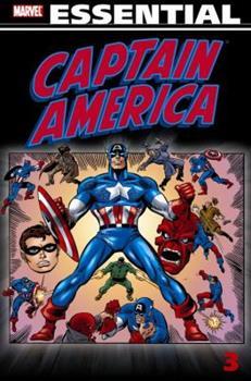 Essential Captain America Vol. 3 - Book  of the Essential Marvel