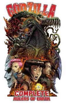 Godzilla: Complete Rulers of Earth, Volume 1 - Book  of the Godzilla: Rulers of the Earth