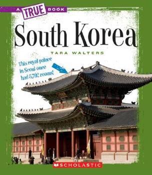 Paperback South Korea (True Books) Book