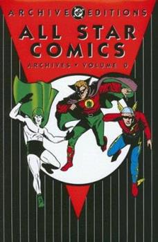 All Star Comics Archives 0 - Book  of the DC Archive Editions