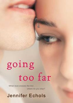 Going Too Far 1416571736 Book Cover