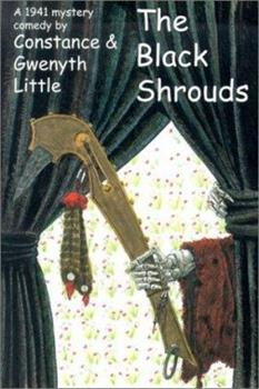 The Black Shrouds 0915230526 Book Cover