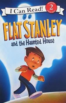 Flat Stanley and the Haunted House 0061430048 Book Cover