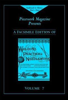 Weldon's Practical Needlework, Volume 7 (Weldon's Practical Needlework series) 1931499187 Book Cover