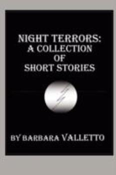 Paperback Night Terrors: A Collection of Short Stories Book