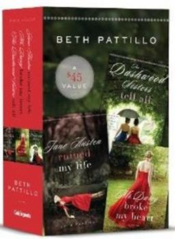 Jane Austen Three-Book Box Set - Book  of the Adventures with Jane Austen and her Legacy