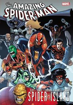 Spider-Man: Spider-Island - Book #36.5 of the Amazing Spider-Man 1999 Collected Editions
