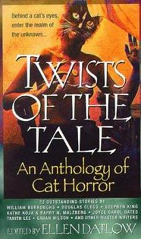 Twists of the Tale: An Anthology of Cat Horror 0440217717 Book Cover