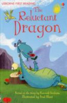 Reluctant Dragon (First Reading Level 4) - Book  of the 2.4 First Reading Level Four