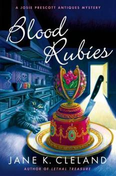 Blood Rubies 1250054133 Book Cover