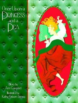 Once Upon a Princess and a Pea 1556702892 Book Cover