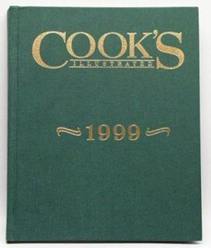 Hardcover Cook's Annual 1999 Book