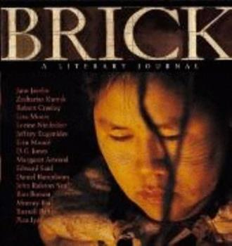Brick, A Literary Journal (Issue 70, Winter 2002) 0968755542 Book Cover