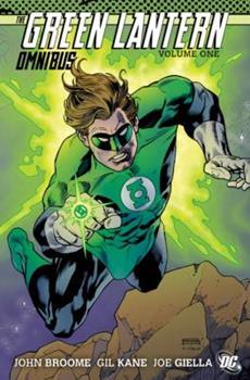 The Green Lantern Omnibus, Vol. 1 - Book  of the Green Lantern #Hal Jordan vol. 2