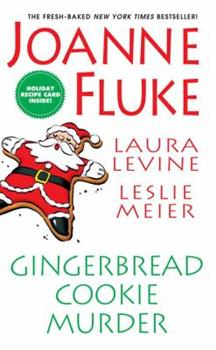 Gingerbread Cookie Murder 0758247540 Book Cover