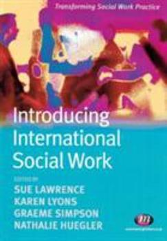 Paperback Introducing International Social Work Book