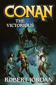 Conan the Victorious - Book  of the Conan the Barbarian