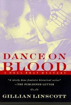 Dance on Blood 0312180756 Book Cover