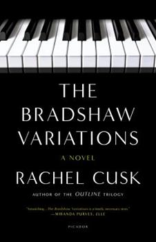 The Bradshaw Variations 0374100810 Book Cover