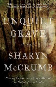 The Unquiet Grave: A Novel 1982136413 Book Cover