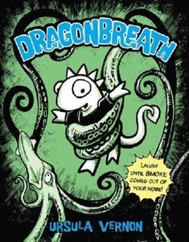 Dragonbreath - Book #1 of the Dragonbreath