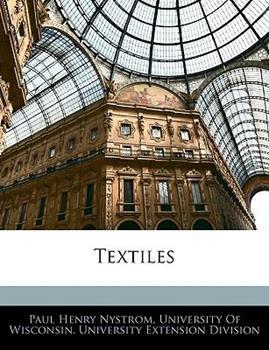Paperback Textiles Book