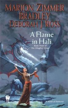 A Flame in Hali (Clingfire, #3) - Book  of the Darkover - Chronological Order