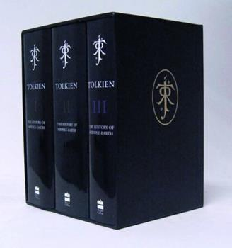 The Histories of Middle Earth, Volumes 1-12 - Book  of the Middle-earth Universe