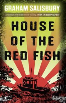 House of the Red Fish 0385386575 Book Cover