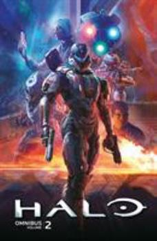 Halo Omnibus Volume 2 - Book  of the Halo Graphic Novels