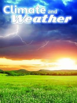 Climate and Weather - Book  of the Let's Explore Science