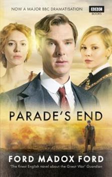 Parade's End 0307744205 Book Cover