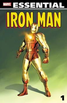 Essential Iron Man Volume 1 - Book  of the Essential Marvel