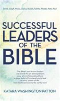 Paperback Successful Leaders of the Bible Book