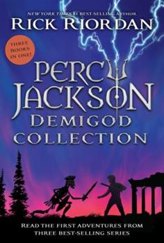 Percy Jackson Prophecy Pack